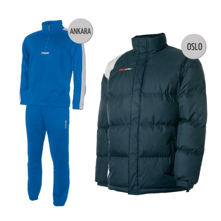 Set trening si geaca de iarna Winter Mini MAX