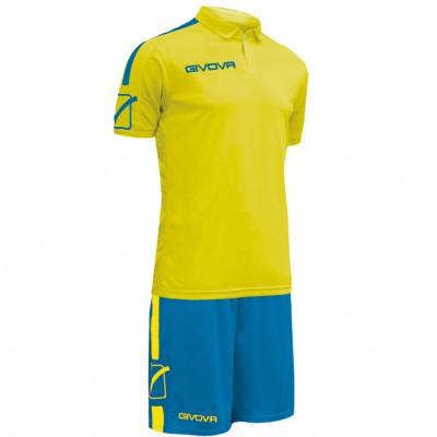 Echipament fotbal Kit Play, GIVOVA