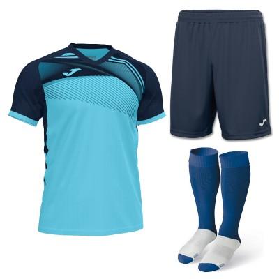 Echipament fotbal Kit Supernova II, JOMA