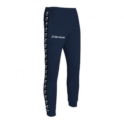 Pantalon trening din fleece Felpa Band, GIVOVA