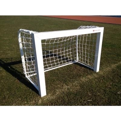 Poarta mini fotbal 1,2x1m din aluminiu