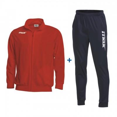 Trening format din bluza Dover si pantaloni Astoria, MAXSPORT